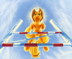 Up and Over by Ponytron5000