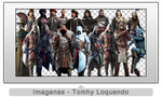 Pack Renders Assassins Creed by TomhyLoquendo