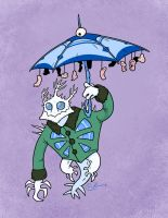 Christmas 12: Jack Frost by Monster-Man-08