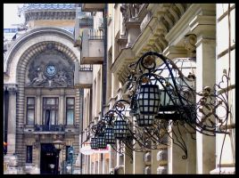 A bit of Bucharest by aliaofdune