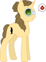 Go!Kidou Pony by Tokuberry