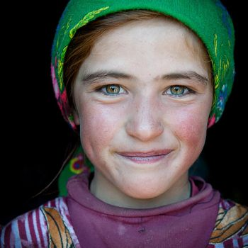 Serie of portraits from Tajikistan by onerupee