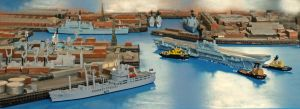 A full house in 'Portsmouth Dockyard' by Brit31