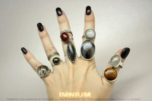 Ring insanity! by IMNIUM