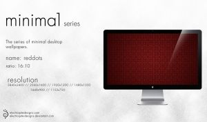 minima1 series - reddots by electroqute-designs