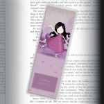 Bookmark - Colour by gorjuss