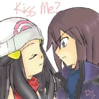 IkariShipping - Kiss Me? by Suwamoto