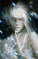 White crow by oione