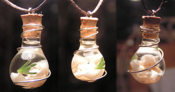 Magic Vial - Snow III by Izile