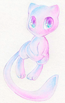 Mew by ericitos