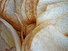 Food crisps by jaqx-textures