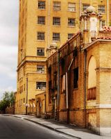 Mineral Wells: Haunted Hotel 2 by Stock-by-Kai
