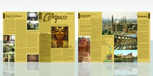 Egypt Newsletter by kn33cow