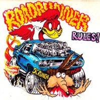Roadrunner rules by Real-Warner