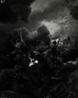 Fall Into Darkness by poisonvectors