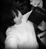 Death note. by PufferfishCat
