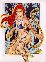 TIGRA by RODEL MARTIN (11232015)B by rodelsm21