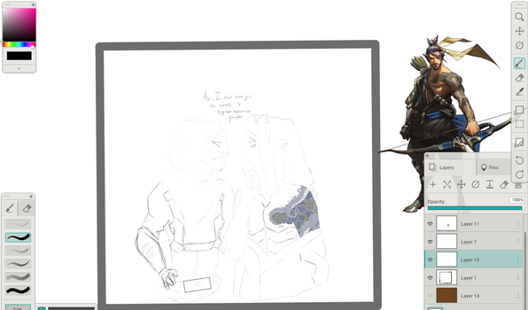 Mchanzo comic preview by Markifan58
