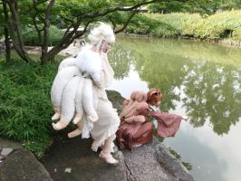 Vulpix and Ninetales Cosplay Shooting 1 by Shonen-Ai-Freak94