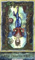 The Hanged Man by fanitsafantasy