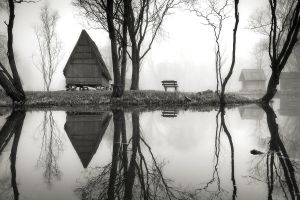 through the misty air V. by arbebuk