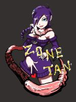 Zone-tan by ms05zaku
