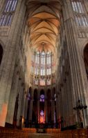 Cathedrale de Beauvais by OlivierLD