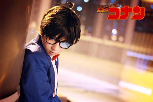 Detective Conan-cosplay by me by yamikiwow