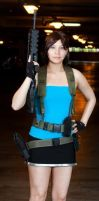 Jill Valentine Cosplay 1 by SapphireEagle