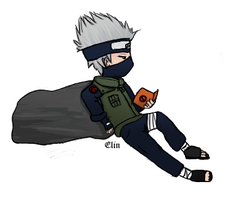 - Kakashi - by S1ghtly