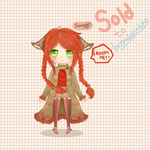 Adoptable Girl - SOLD by Somichii
