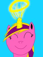 Angel Hearts And Her Halo (Digitalized) by Fluttershy-Lover