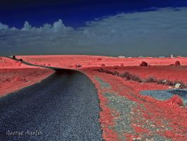 The road by agelisgeo