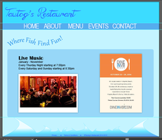 Tautog's Restaurant - Events by Kanagosa
