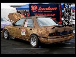 Ford Sierra Drag Rat by LEEL00