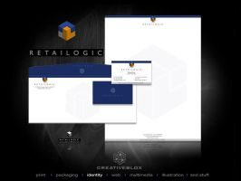 RetaiLogic_Identity by creativeblox