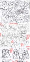 .Jaminy :DPro (1) - Scketch Invasion! by Ciomy