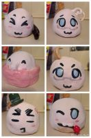Hetalia Allies - Clay Mochis by Alison-Earth-Ninja