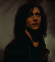 OLLA -Adam speedpaint by LindaMarieAnson