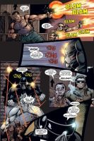 Shadowflame page by PeterPalmiotti
