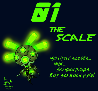01 - The Scale by Waffle-the-kitten