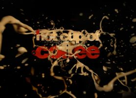 hot cup of COFFEE by CHIN2OFF