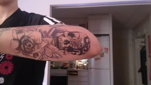 WIP tattoo too by Renroth