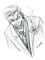 The Joker by Forty-Nine