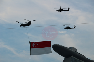 Happy 49th National Day, Singapore! by yumithespotter
