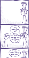 you ARE a hat by jamtorkberg
