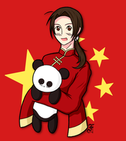 APH- China National Day by Flashie666