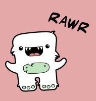 RAWR by anoobus