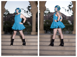 Ramona Flowers- v.6 outfit- 15 by AngelicPara