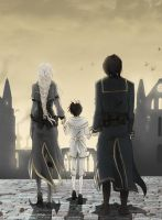 DisHonored - Happy Ending by witch13888